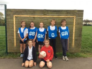 Netball Friendly - SS Peter and Pauls - 10.10.17 (12)