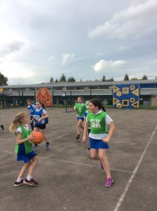 Netball Friendly - SS Peter and Pauls - 10.10.17 (2)