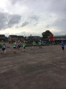 Netball Friendly - SS Peter and Pauls - 10.10.17 (3)