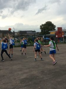 Netball Friendly - SS Peter and Pauls - 10.10.17 (4)