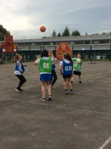 Netball Friendly - SS Peter and Pauls - 10.10.17 (6)
