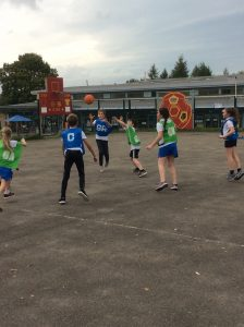 Netball Friendly - SS Peter and Pauls - 10.10.17 (7)