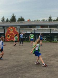 Netball Friendly - SS Peter and Pauls - 10.10.17 (8)