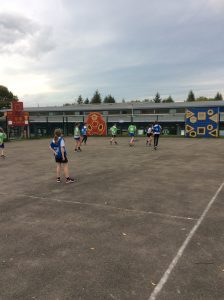 Netball Friendly - SS Peter and Pauls - 10.10.17 (9)
