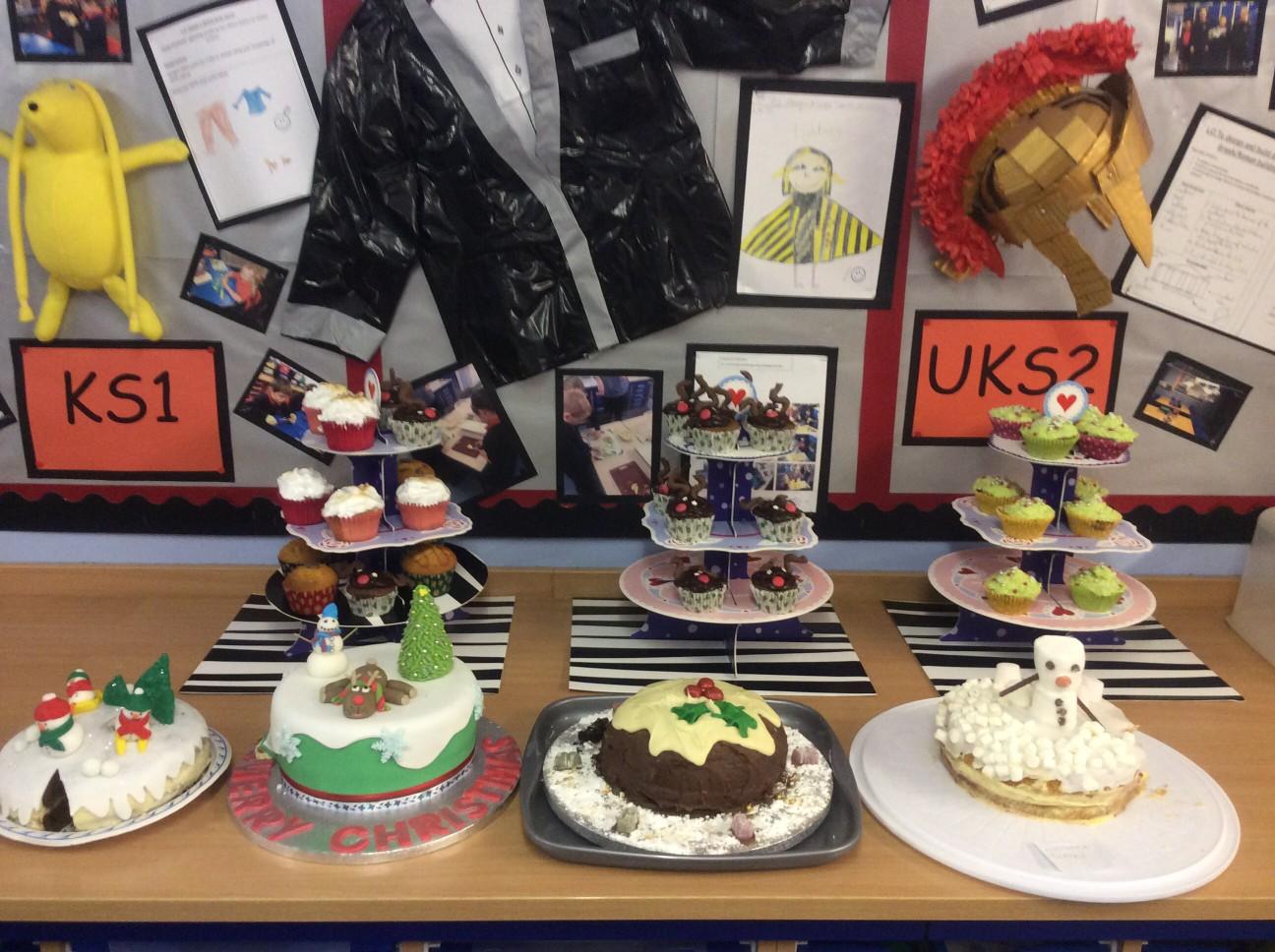PTA Bake off winners | Tranmere Park Primary School