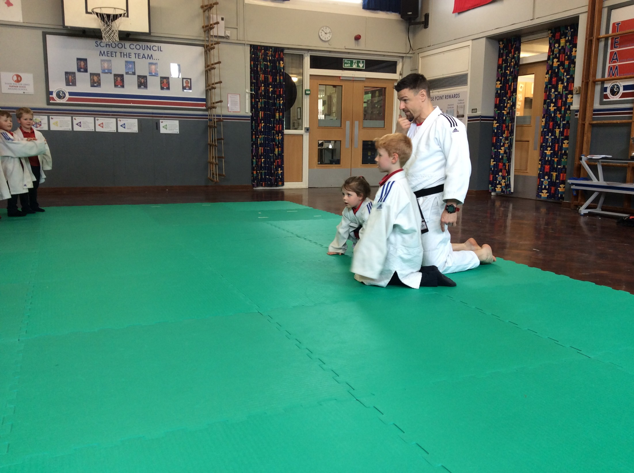 Judo for Robins! | Tranmere Park Primary School